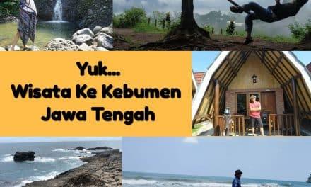 Yuk. Wisata ke Kebumen Jawa Tengah!