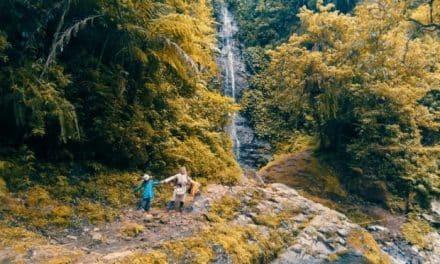 5 Air Terjun Paling Mudah Dijangkau di Bandung