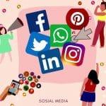 Perspektif Manfaat dan Mudharat Sosial Media