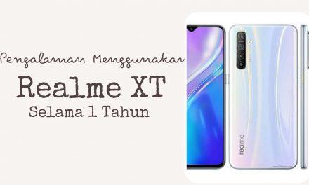 Review Realme XT Setelah 1 Tahun Penggunaan