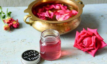 7 Manfaat Air Mawar Untuk Kecantikan